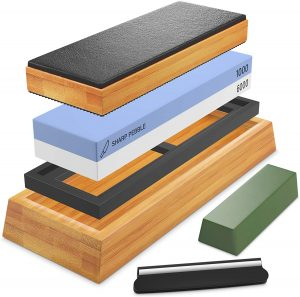 Sharp Pebble Complete Sharpening Stone Set